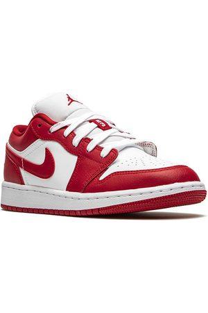 Jordan Kids Boys Shoes - Air Jordan 1 Low (GS) gym /white