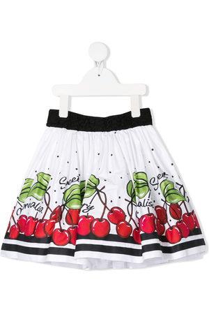 MONNALISA Girls Printed Skirts - Digital print skirt