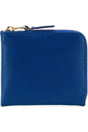 Comme des Garçons Luxury zip-around wallet