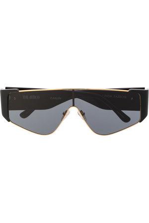 Linda Farrow X The Attico oversized-frame sunglasses