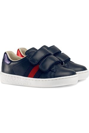 Gucci Baby Sneakers - Toddler sneakers with Web
