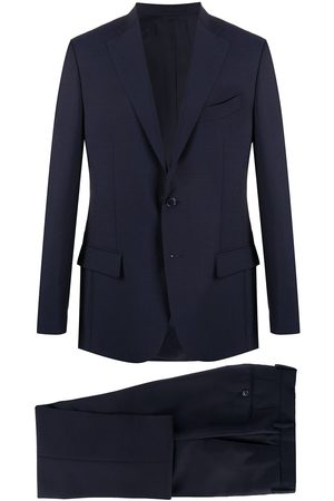 DELL'OGLIO Men Suits - Single-breasted two-piece suit