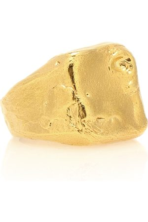 Alighieri The Lost Dreamer 24kt -plated ring