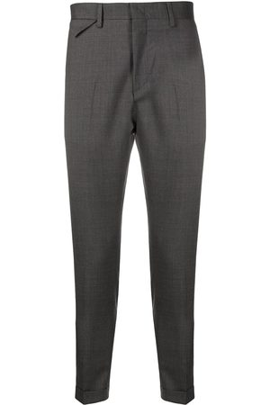 LOW BRAND Tailored cropped trousers