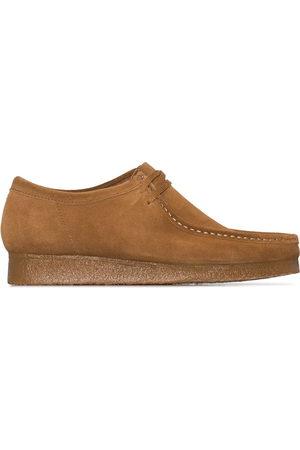 Clarks Men Footwear - Cola Wallabee shoes