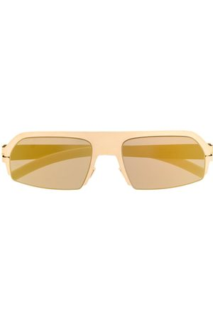 MYKITA Lost 480 aviator frame sunglasses