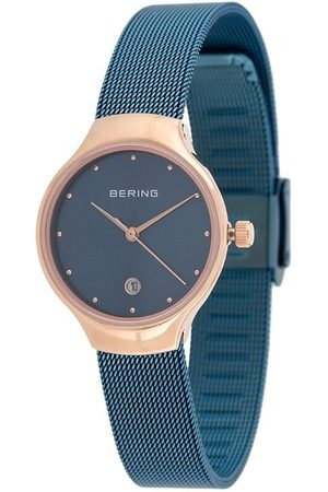 Bering Classic textured stud detail watch