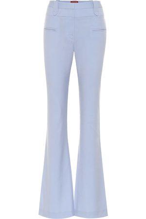 Altuzarra Women Formal Trousers - Serge stretch-wool pants