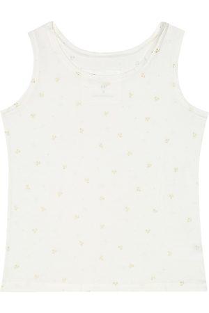 BONPOINT Cotton-jersey tank top