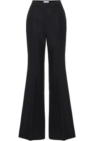 GABRIELA HEARST Leda high-rise wool-blend pants