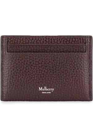 MULBERRY Men Wallets - Logo slip cardholder