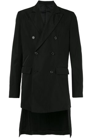 UNDERCOVER Double breasted long blazer