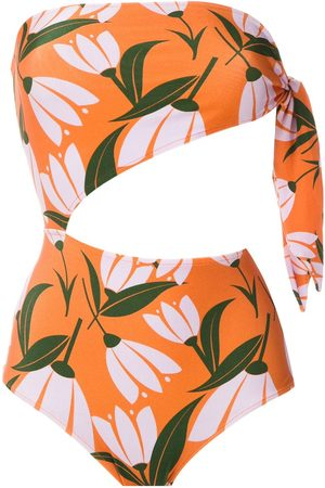 Adriana Degreas Cut out swimsuit