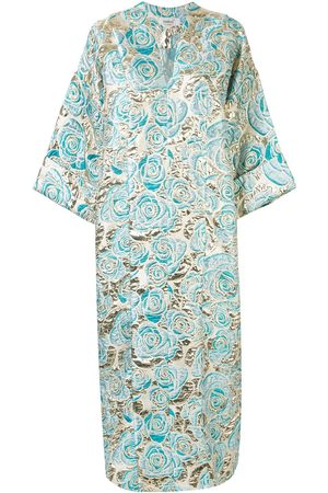 Bambah Zeynab petunia kaftan dress