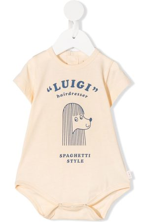 Tiny Cottons Rompers - Graphic print babygrow