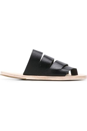 Marsèll Women Sandals - Strappy leather sliders