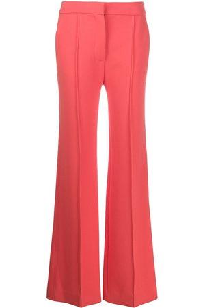 Victoria Victoria Beckham High waist flared leg trousers