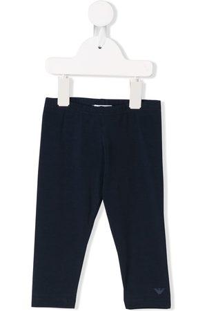 Emporio Armani Baby Leggings - Logo leggings