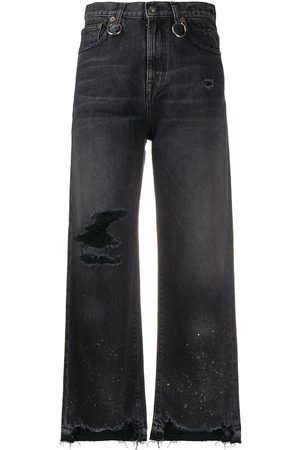 R13 Camille wide-leg jeans
