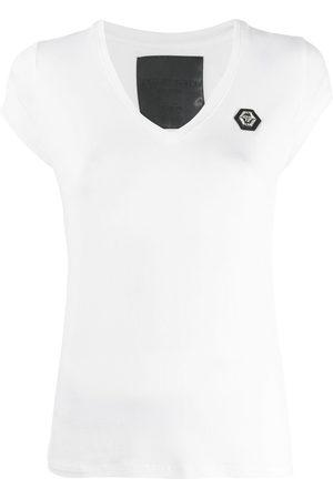 Philipp Plein V-neck T-shirt