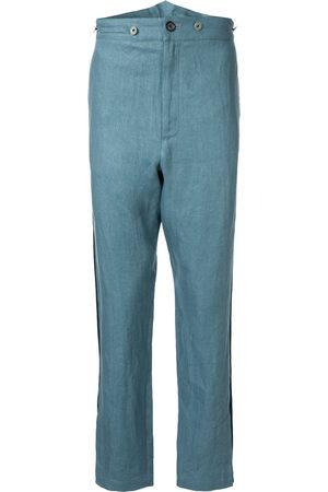 Maison Mihara Yasuhiro Straight-leg tailored trousers