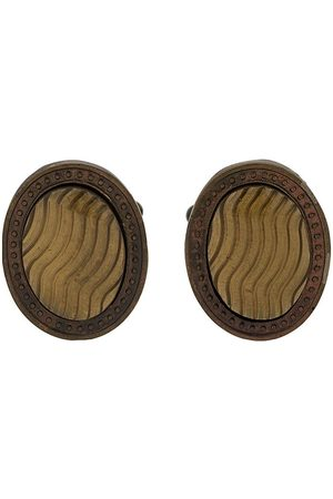 Gianfranco Ferré 2000s wave cufflinks