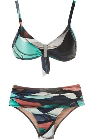 Lygia & Nanny Anne printed bikini set
