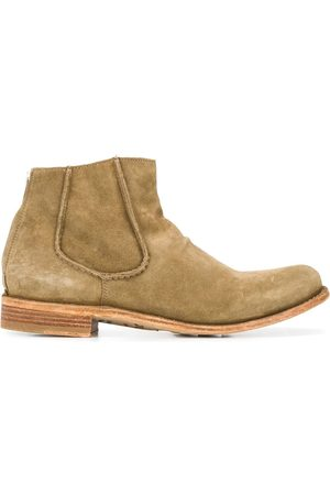 Officine Creative Le Grand textured ankle boots