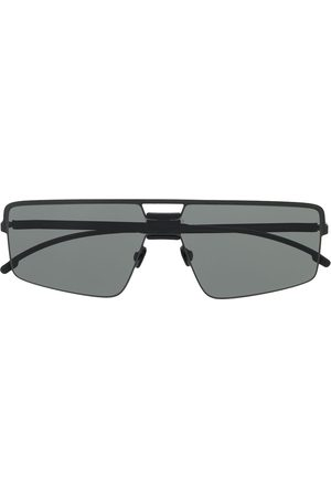 MYKITA Soy shield-frame sunglasses