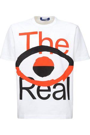 JUNYA WATANABE Set Of 2 Printed Jersey Regular T-shirts