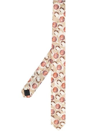 Gianfranco Ferré Men Neckties - 1990s abstract print tie