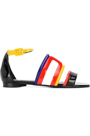 Pierre Hardy Targa colour-block sandals