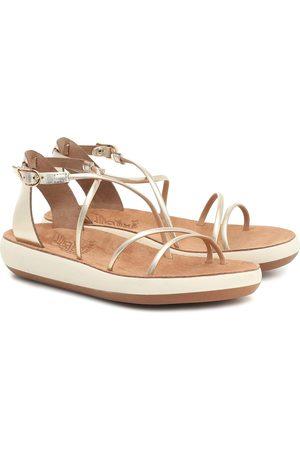 Ancient Greek Sandals Anastasia Comfort leather sandals