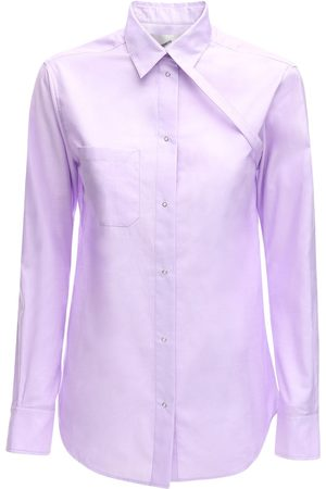 COPERNI Women Shirts - Cotton Poplin Shirt