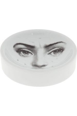FORNASETTI Face print ashtray (10cm)
