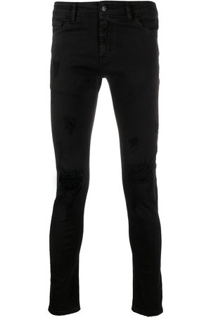 Family First Men Skinny - Distressed skinny jeans