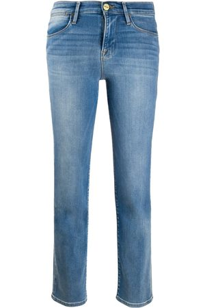 Frame Slim faded jeans
