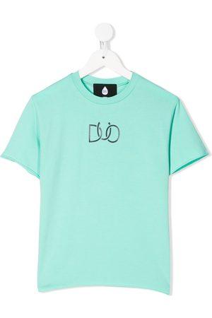 DUO Logo print T-shirt