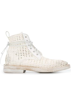 Marsèll Woven ankle boots