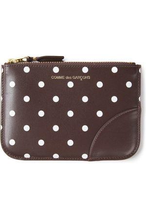 Comme des Garçons Polka Dots Printed' purse