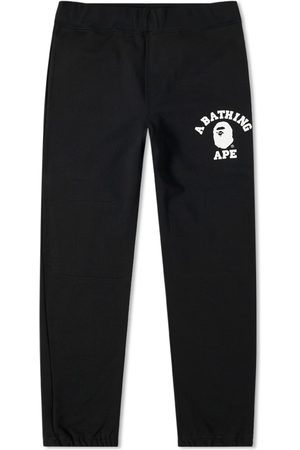 AAPE BY A BATHING APE Classic College Slim Sweat Pant