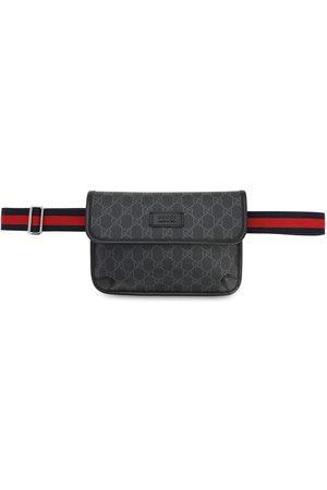 Gucci Men Belts - Gg Supreme Belt Bag