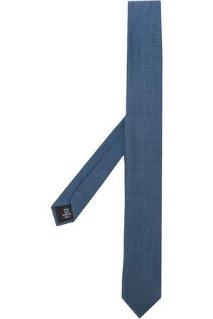 Gianfranco Ferré 1990s straight-design knit tie