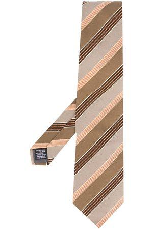 Gianfranco Ferré Men Neckties - 1990s diagonal stripe tie