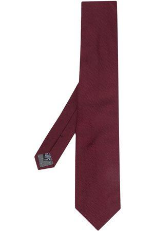 Gianfranco Ferré Men Neckties - 1990 zigzag weave tie