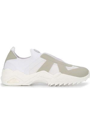 Maison Margiela Panelled runner style sneakers