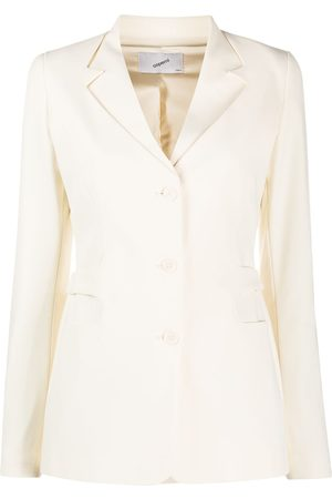 COPERNI Single-breasted belted blazer