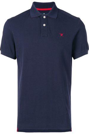 Hackett Men Polo Shirts - Logo embroidered polo shirt
