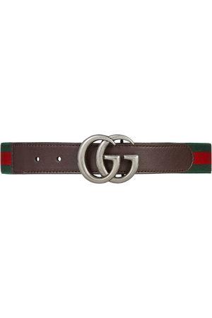 Gucci Girls Belts - Elasticated GG Web belt