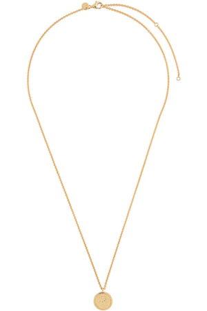 TOM WOOD Men Necklaces - Coin pendant necklace